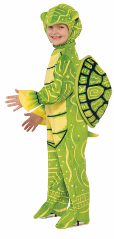 Boys Plush Turtle Costume - HalloweenCostumes4U.com - Kids Costumes