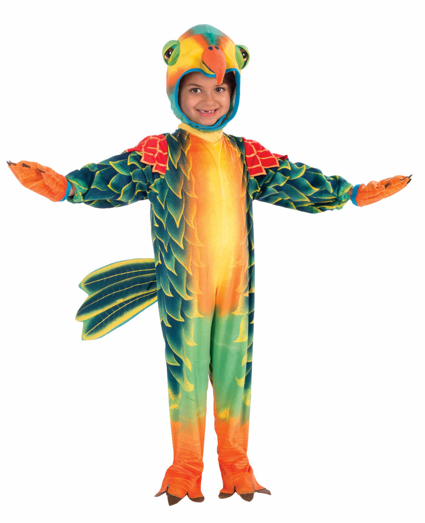 Toddlers/Kids Plush Parrot Costume