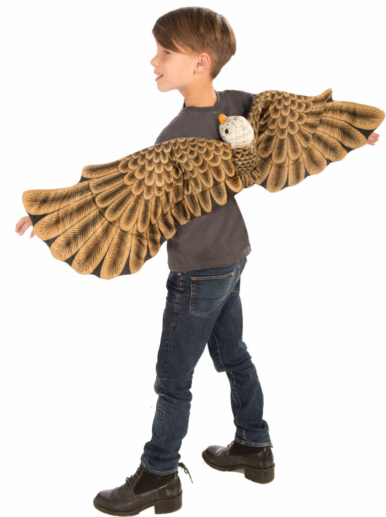 Wings - Eagle - HalloweenCostumes4U.com - Accessories