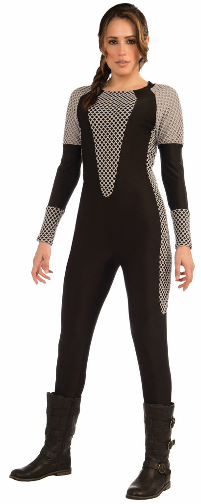 Jumpsuit-Gray & Black - HalloweenCostumes4U.com - Accessories