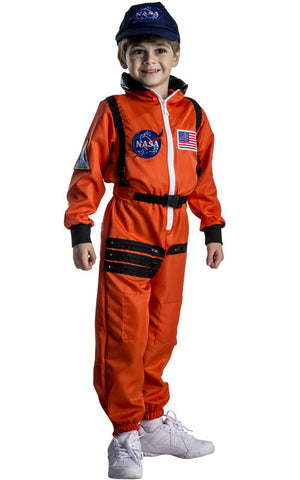 Kids/Toddlers NASA Explorer Costume - HalloweenCostumes4U.com - Kids Costumes