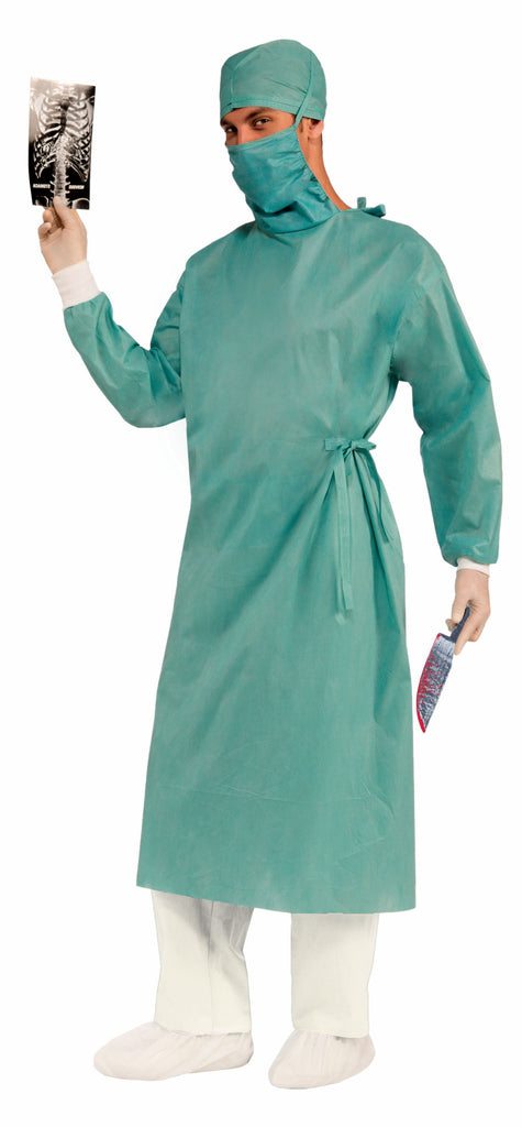 Costume-Master Surgeon - HalloweenCostumes4U.com - Costumes