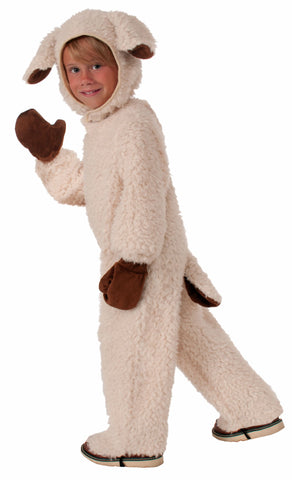 Boys Lovable Lamb Costume - HalloweenCostumes4U.com - Kids Costumes