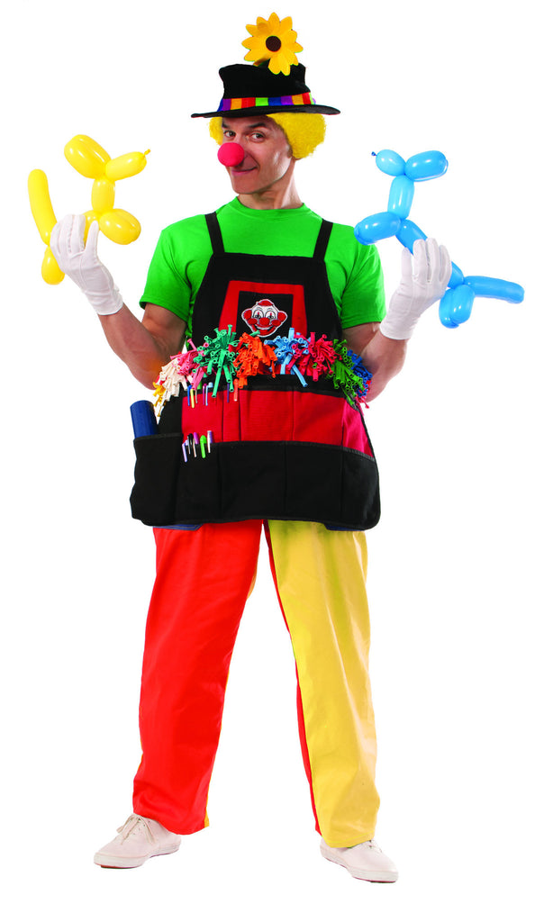 Clown Balloon Apron - HalloweenCostumes4U.com - Accessories