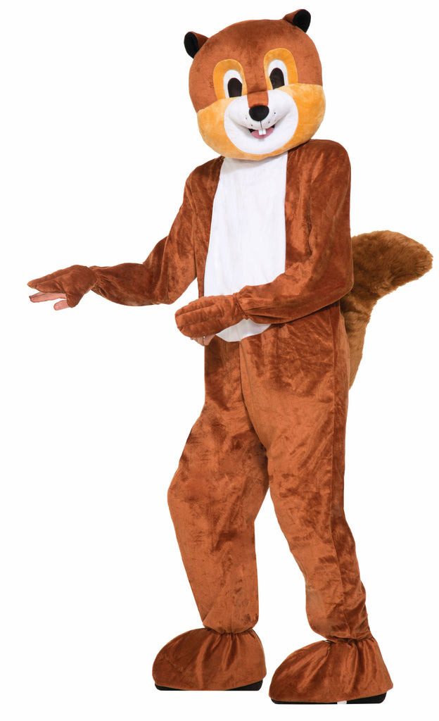 Mascot-Scamper The Squirrel - HalloweenCostumes4U.com - Adult Costumes