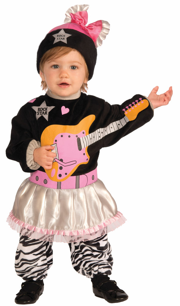 Infant 80's Baby Girl - HalloweenCostumes4U.com - Infant & Toddler Costumes