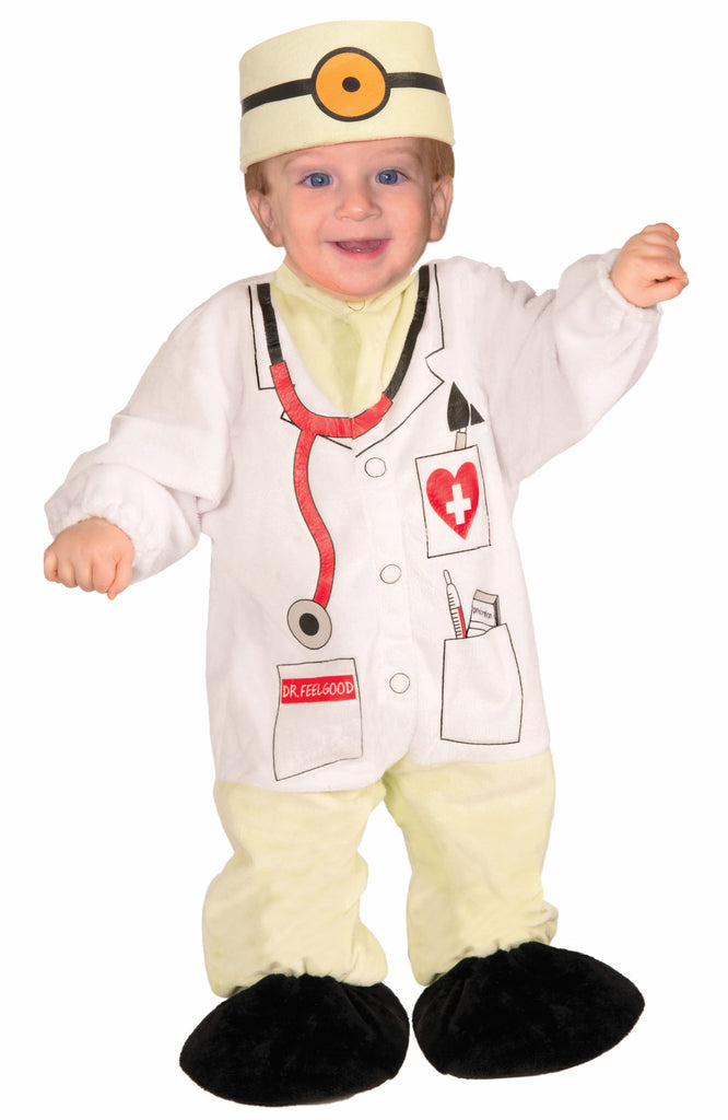 Infant - I Wannabee Doctor - HalloweenCostumes4U.com - Infant & Toddler Costumes