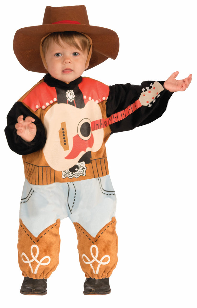 Lil' Rock Star Country Singer - HalloweenCostumes4U.com - Costumes