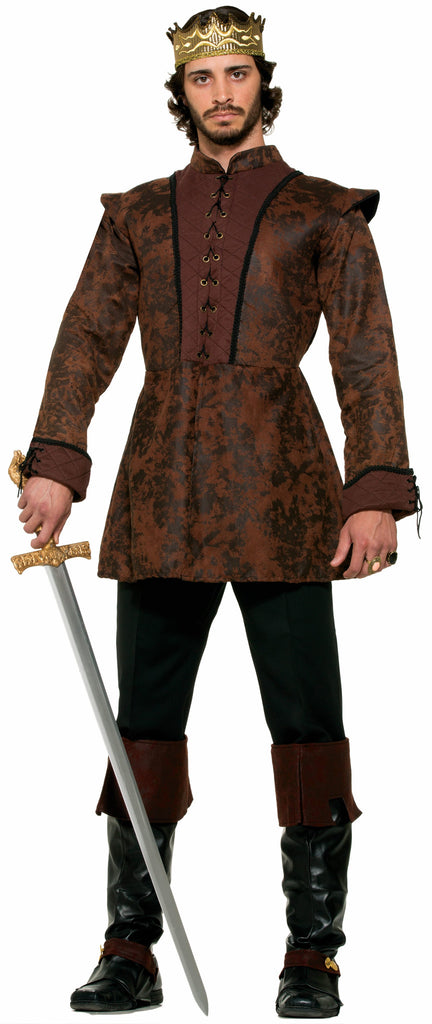 Medieval Fantasy King's Coat - HalloweenCostumes4U.com - Adult Costumes