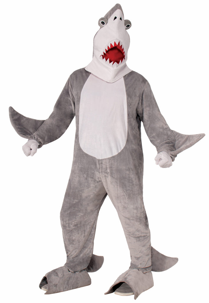 Costume - Plush - Chomper The Shark - HalloweenCostumes4U.com - Costumes