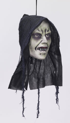 Hanging Head-Vampire - HalloweenCostumes4U.com - Accessories