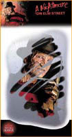 Nightmare on Elm Street Freddy Krueger Mirror Decal - HalloweenCostumes4U.com - Decorations