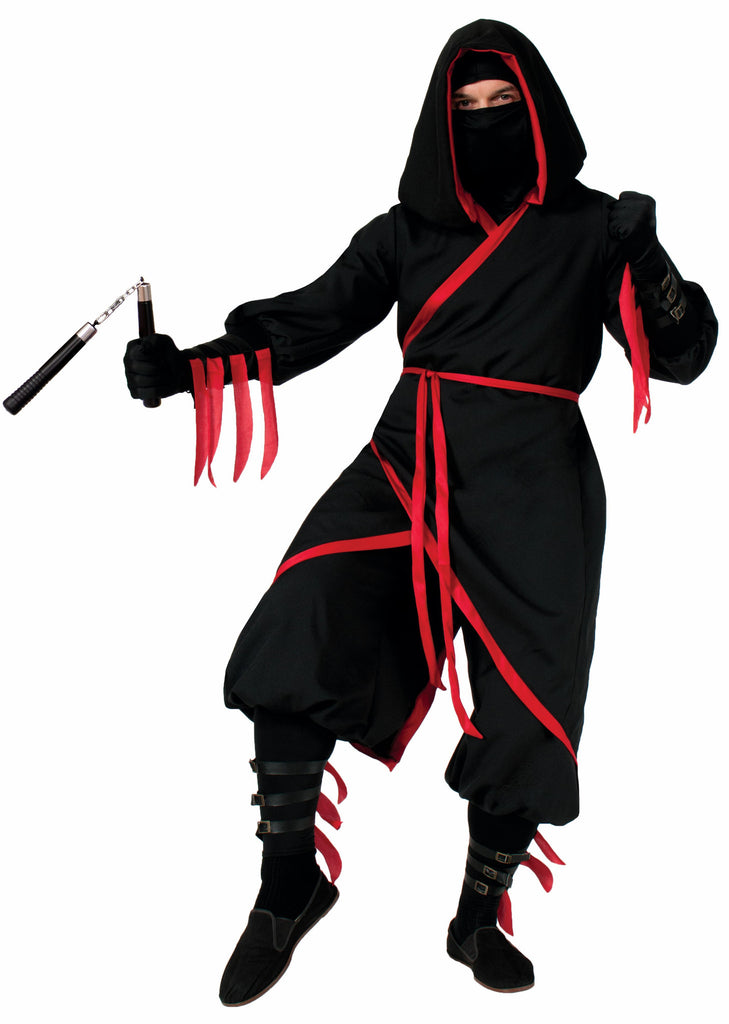 Costume - Rogue Ninja - HalloweenCostumes4U.com - Costumes