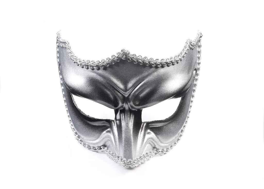 Half Mask W/Eyeglass-Im-313-1 - HalloweenCostumes4U.com - Accessories