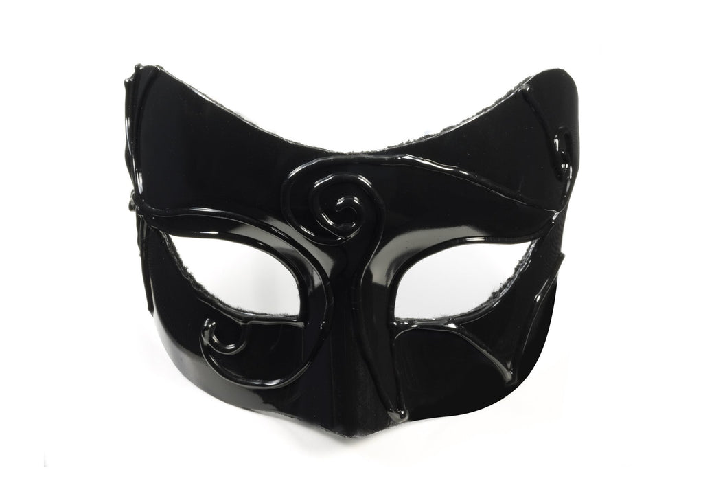 Half Mask W/Eyeglass-Im-384-4 - HalloweenCostumes4U.com - Accessories