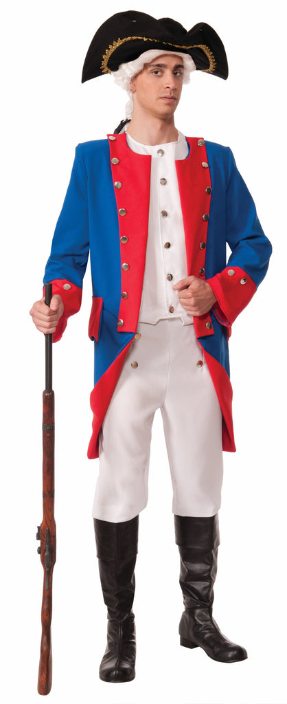 Costume - Deluxe Colonial General - HalloweenCostumes4U.com - Costumes