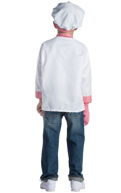 Kids Chef Dress Up Kit - HalloweenCostumes4U.com - Kids Costumes - 2