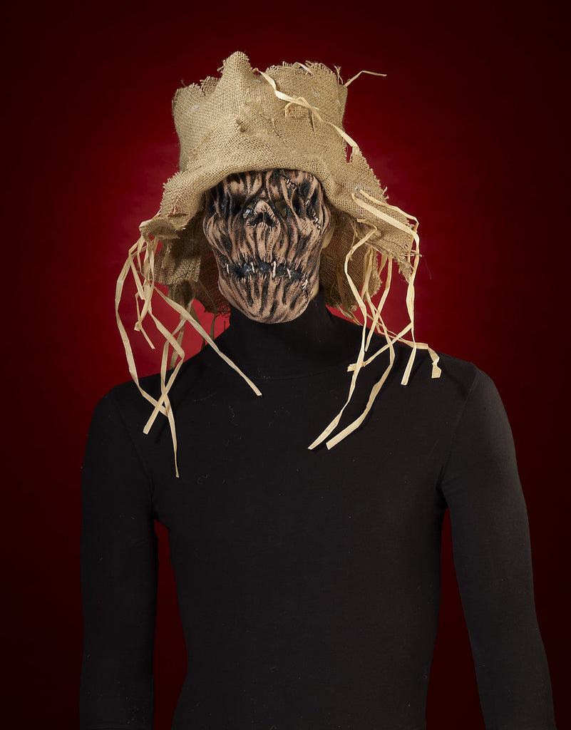 Mask-Scarecrow - HalloweenCostumes4U.com - Accessories