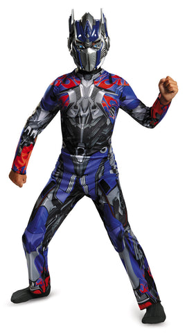 Boys Transformers Optimus Prime Costume - HalloweenCostumes4U.com - Kids Costumes