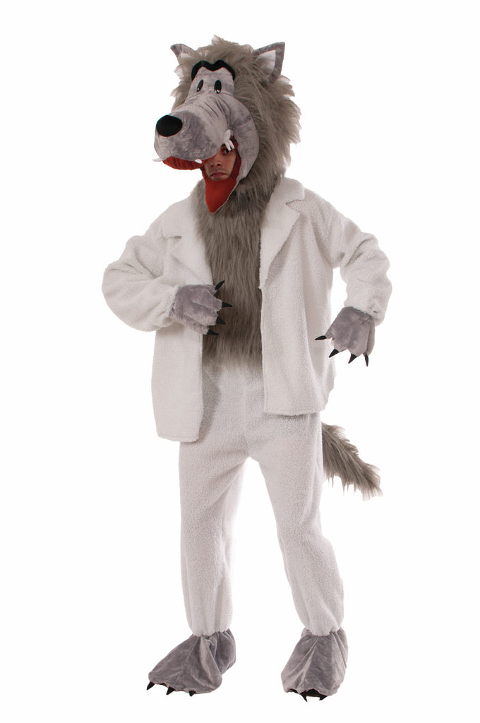 Costume - Wolf In Sheep's Clothing