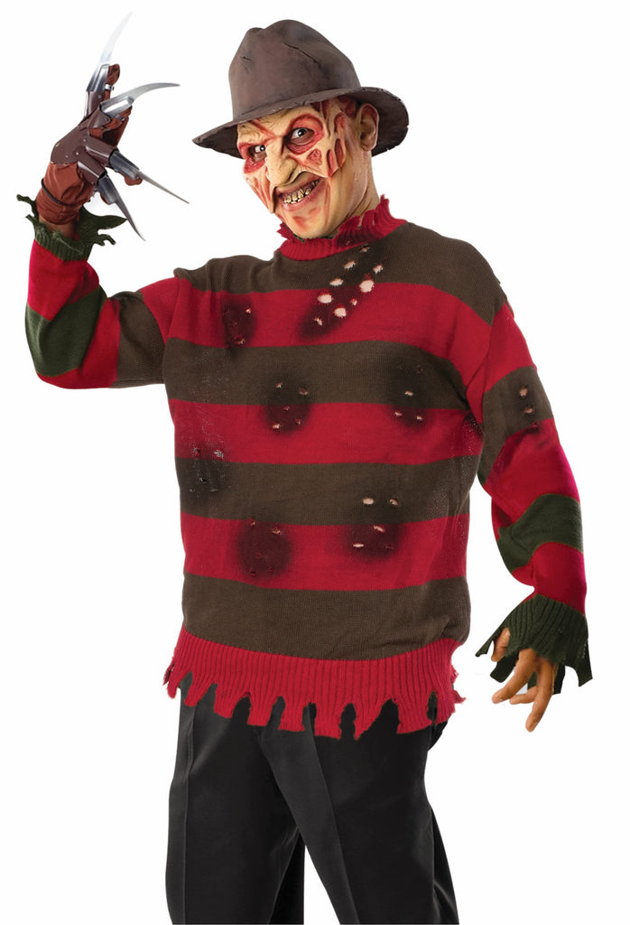 Freddy Sweater-XL - HalloweenCostumes4U.com - Accessories