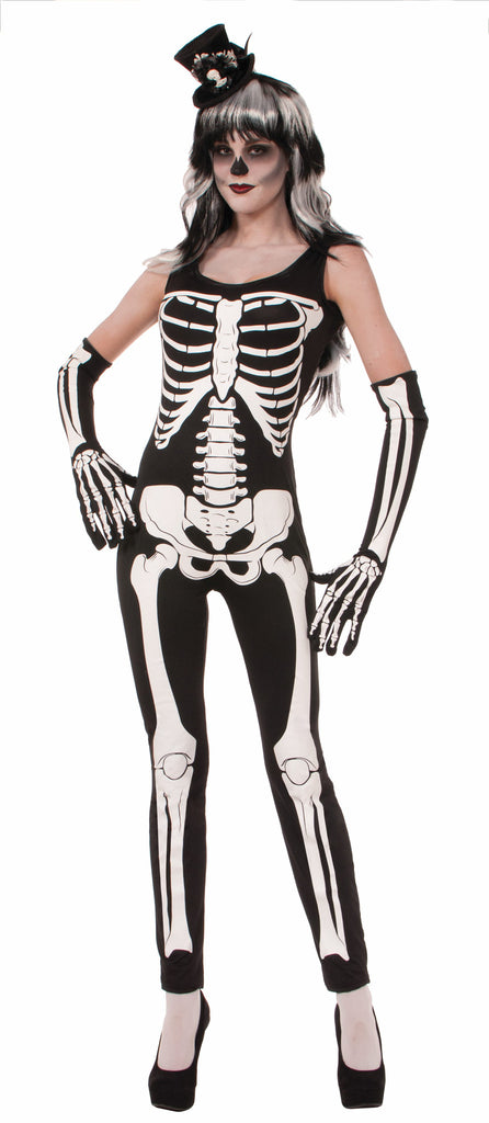 Costume - Skeleton - Body Suit - HalloweenCostumes4U.com - Costumes - 1