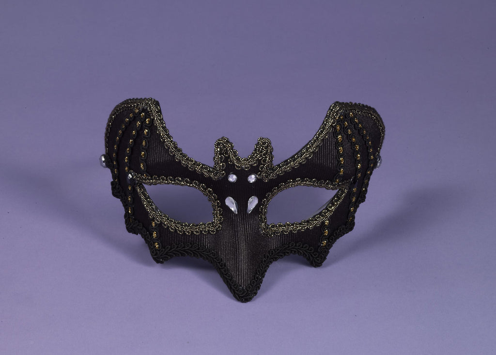 Mask-Bat W/Eyeglass Frame - HalloweenCostumes4U.com - Accessories