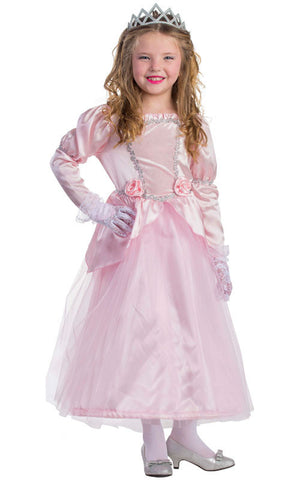 Girls Adorable Princess Costume - HalloweenCostumes4U.com - Kids Costumes