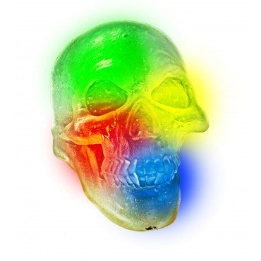 Indiana Jones Light-Up Crystal Skull - HalloweenCostumes4U.com - Decorations