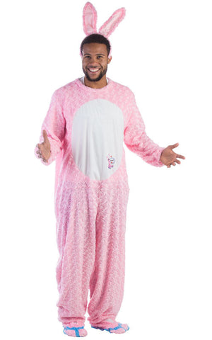 Adults Energizer Bunny Costume - HalloweenCostumes4U.com - Adult Costumes - 1