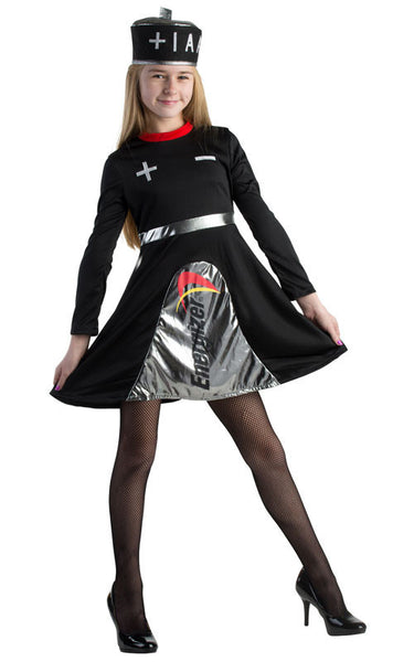 Teens Energizer Battery Costume - HalloweenCostumes4U.com - Adult Costumes - 1