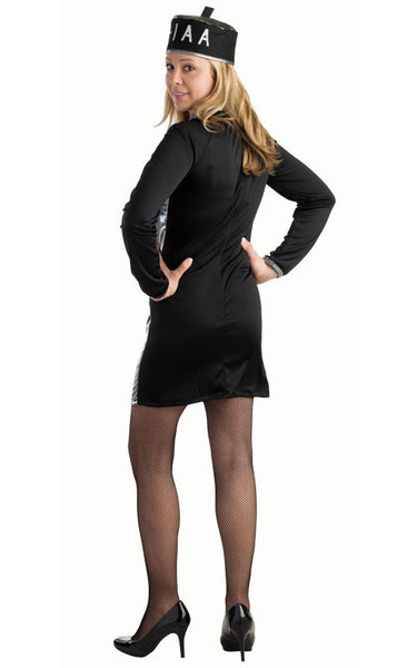 Women Energizer Battery Costume - HalloweenCostumes4U.com - Adult Costumes - 2