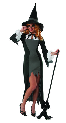 Womens Puritan Witch Costume - HalloweenCostumes4U.com - Adult Costumes