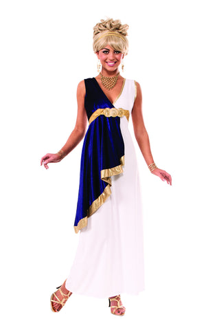 Womens Greek Maiden Costume - HalloweenCostumes4U.com - Adult Costumes