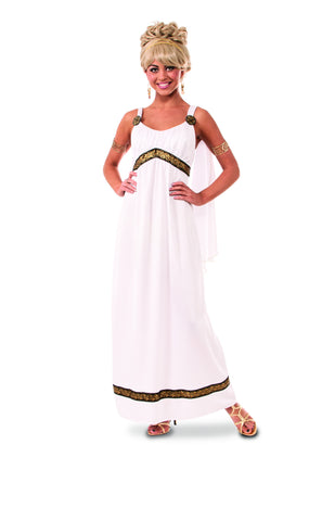 Womens Greek Beauty Costume - HalloweenCostumes4U.com - Adult Costumes