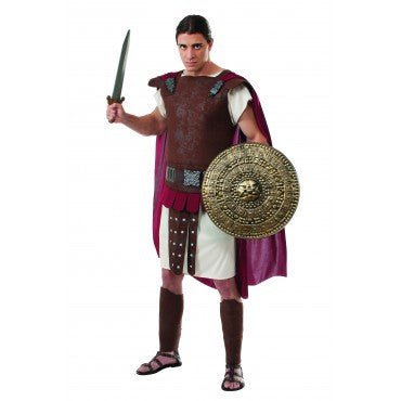 Mens Roman Soldier Costume - HalloweenCostumes4U.com - Adult Costumes