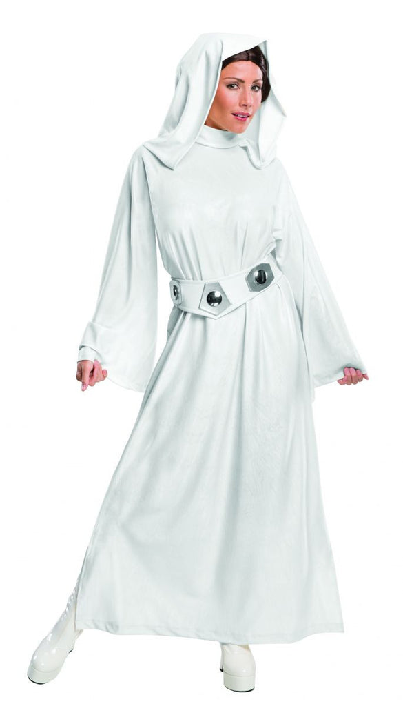 Womens/Teens Star Wars Hooded Princess Leia Costume