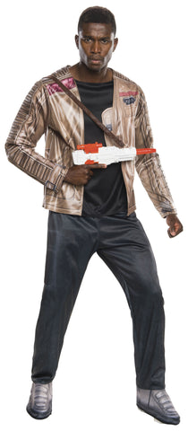 Mens Star Wars Deluxe Finn Costume - HalloweenCostumes4U.com - Adult Costumes