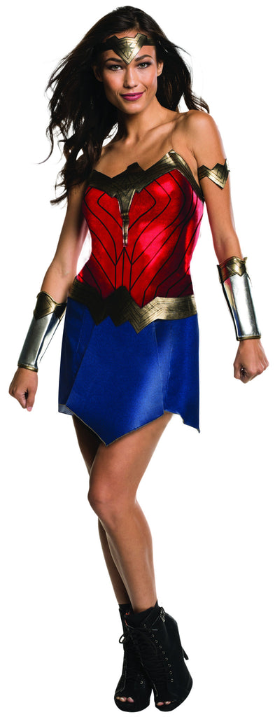Womens Wonder Woman Costume - HalloweenCostumes4U.com - Adult Costumes