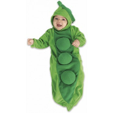Infants Pea in a Pod Bunting - HalloweenCostumes4U.com - Infant & Toddler Costumes