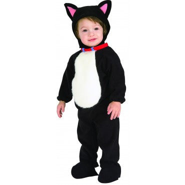 Infants Kitty Kat Costume - HalloweenCostumes4U.com - Infant & Toddler Costumes