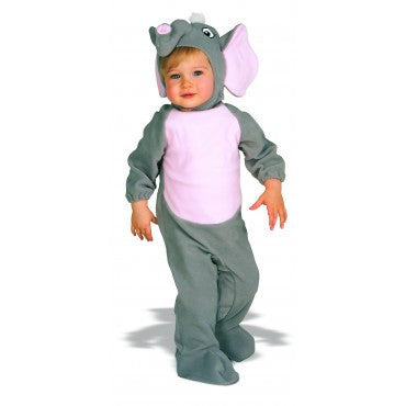 Infants Baby Elephant Costume - HalloweenCostumes4U.com - Infant & Toddler Costumes
