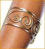 Spartan Queen Arm Cuff - HalloweenCostumes4U.com - Accessories