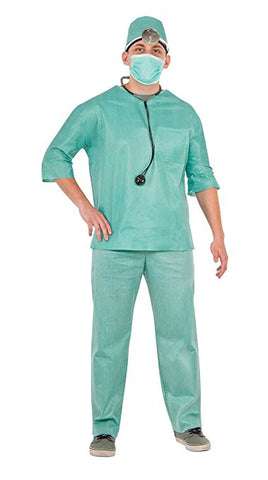 Adults Doctor Costume  sc 1 st  Halloween Costumes 4U : doctor costumes for adults  - Germanpascual.Com