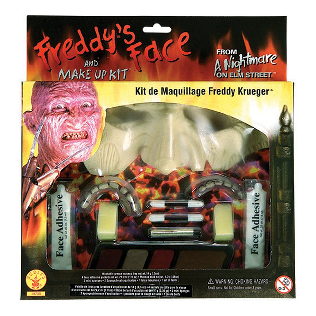 Nightmare on Elm Street Freddy Krueger Makeup Kit