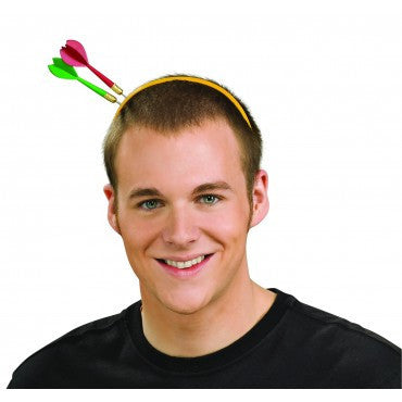 Darts in Head - HalloweenCostumes4U.com - Accessories