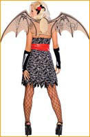 Naughty Fairy Wings - HalloweenCostumes4U.com - Accessories