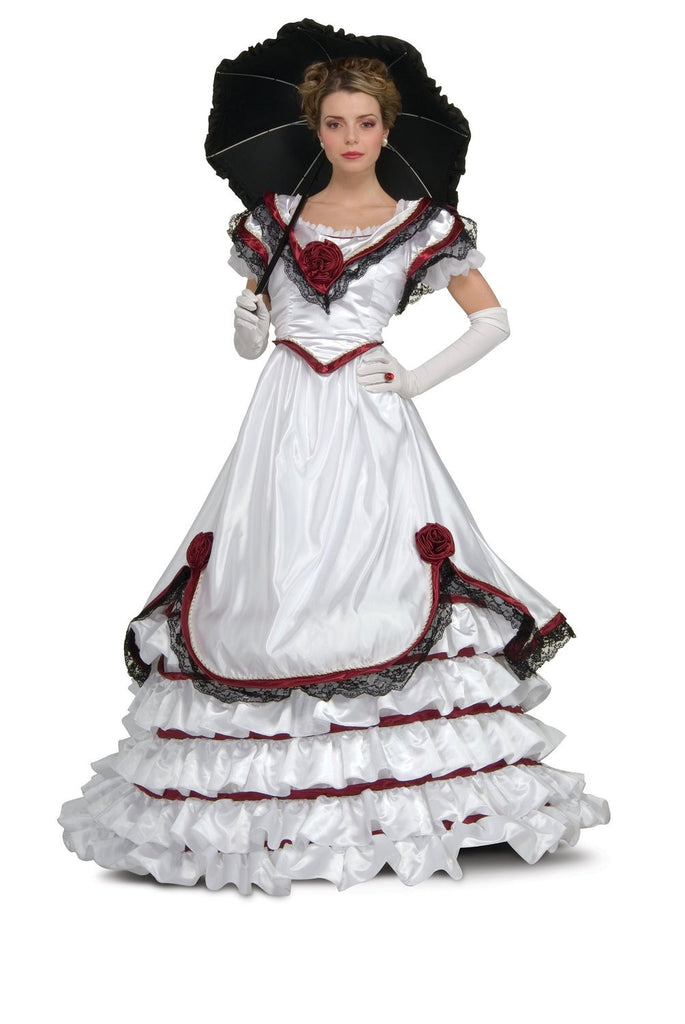 details womens southern belle costume
