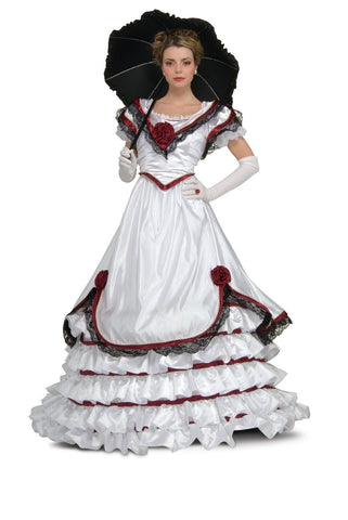 Womens Southern Belle Costume - Grand Heritage Collection - HalloweenCostumes4U.com - Adult Costumes