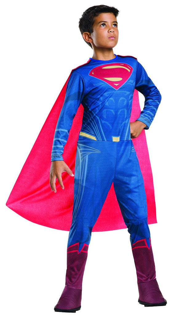 Boys Superman Costume - HalloweenCostumes4U.com - Kids Costumes